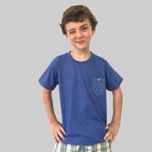 T-Shirt Bolso JEans